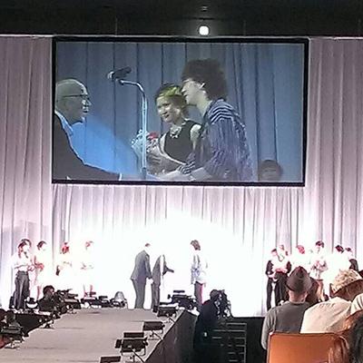 2014年ミツイミツイヘアドレッシングアワード モデルカット部門 グランプリ受賞